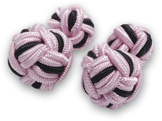 Thomas Pink Oversized Two - Tone Cuff Knots
