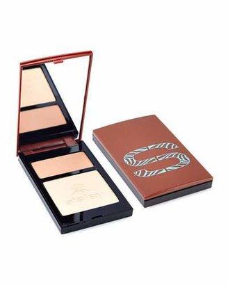 Sisley Paris Sisley-Paris Sun Glow Pressed Powder Duo, Peach Gold