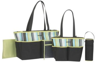 Carter's Diaper Bag Set - Green