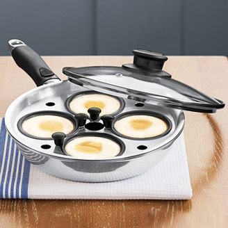 Chefs Nonstick 4-Egg Poacher
