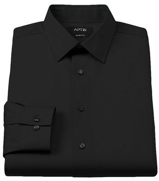 Apt. 9 Apt.9 slim-fit stretch spread-collar dress shirt