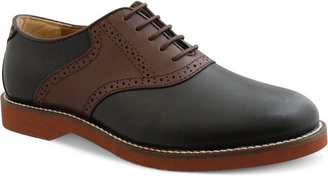 Bass Burlington Signature Saddle Oxford