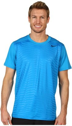 Nike  Advantage Geometric Crew