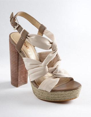 Luxury Rebel Jen Open-Toe High-Heel Sandals