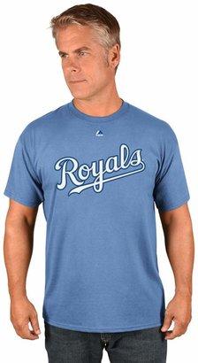 Majestic Men's Kansas City Royals Official Wordmark Tee