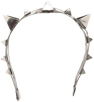 Emanuele Bicocchi Pierced headband