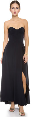 Zimmermann Strapless Underwire Dress $450 thestylecure.com