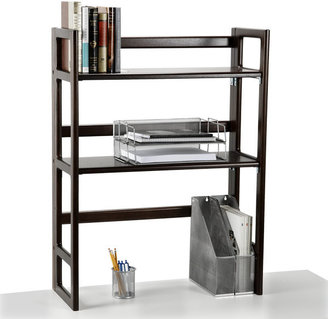 Container Store Java Folding Hutch