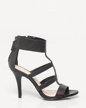 Le Château Leather T-Strap Sandal