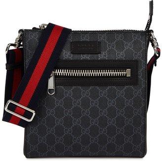 Gucci GG Supreme Small Monogrammed Cross-body Bag