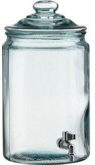 Crate & Barrel Cold Beverage Jar