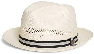 Brooks Brothers Shantung Straw Hat