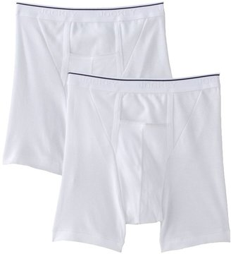 Men's Jockey 2-pk. Pouch Stretch H-Fly Full Rise Boxer Briefs $25 thestylecure.com