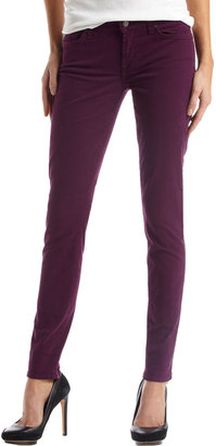 7 For All Mankind Gwenevere Skinny Jeans, Dark Violet