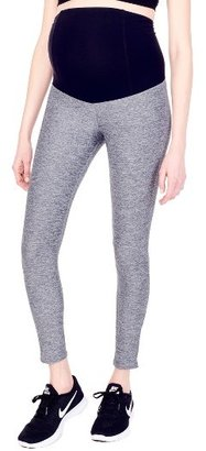 Women's Ingrid & Isabel 'Active' Maternity Leggings With Crossover Panel $88 thestylecure.com