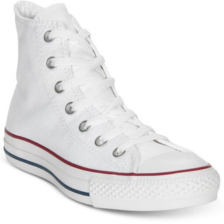 Converse Women's Chuck Taylor High Top Sneakers from Finish Line $54.99 thestylecure.com
