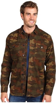 French Connection Rotational Fatigue Shirt (Camoflage) - Apparel