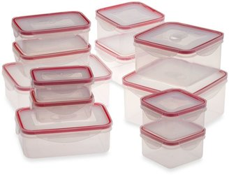 Bed Bath & Beyond 24-Piece Food Storage Container Set with Snap LockTM Lids