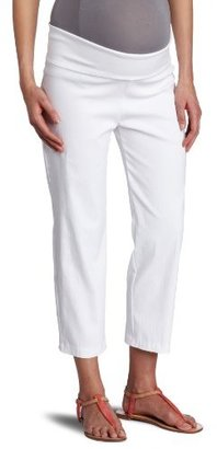 Ripe Maternity Women's Phoenix Fold Over Cropped Pant