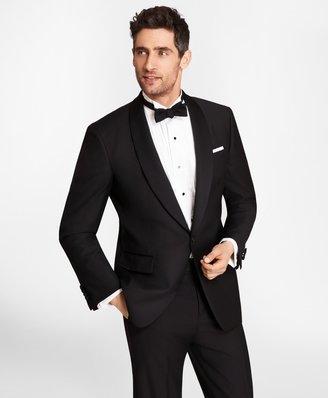 Brooks Brothers One-Button Shawl Collar Tuxedo Jacket
