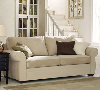 Pottery Barn Pearce Collection - everydaysuede &