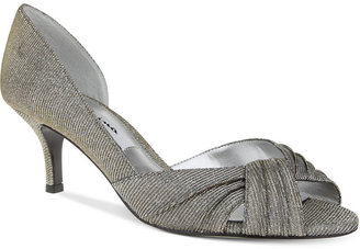 Nina Carrie D'Orsay Evening Pumps