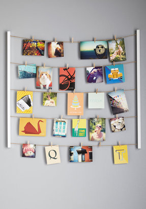 Twine After Time Photo Hanger Kit $24.99 thestylecure.com