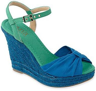 JCPenney a.n.a.® Suzi Wedge Espadrille Sandals
