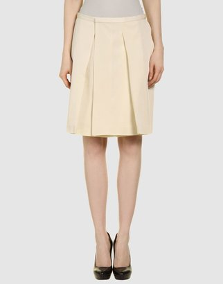 Calvin Klein Collection Knee length skirts