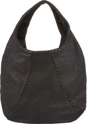 Bottega Veneta Women's Large Hobo-BLACK $1,780 thestylecure.com