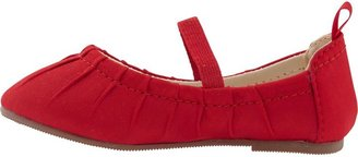 Old Navy Pleated Ballet Flats for Baby
