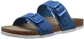 Madden Girl Women's Brando Slide-On Sandal $49.95 thestylecure.com