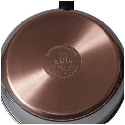 Paula Deen Stainless Steel 2-qt. Double Boiler with Lid