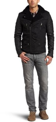 Calvin Klein Jeans Men's Distressed D...