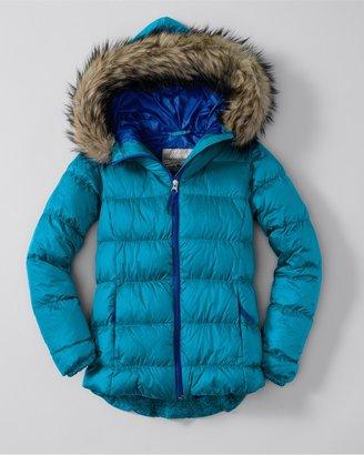 Eddie Bauer Girls' Northern Aurora Down Jacket