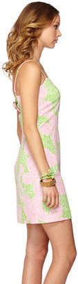 Lilly Pulitzer FINAL SALE - McCallum Fitted Tie Back Dress