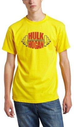 Hogan American Classics Men's Hulk Barbell T-Shirt