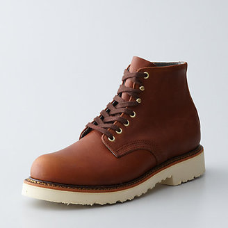 Steven Alan lace up work boot
