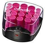 Conair Compact Multi-Size Hot Rollers; Pink $19.99 thestylecure.com