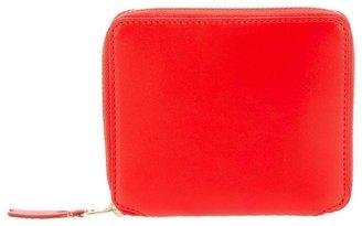 Comme des Garcons 'Colour Plain' zip around wallet