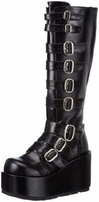 Pleaser USA Demonia by Women's Concord-108 Platform Wedge Boot