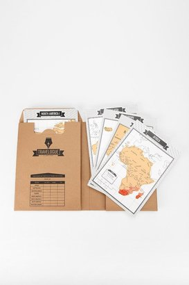 Urban Outfitters Travelogue Journal Kit