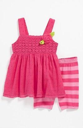 Sweet Heart Rose Tunic & Shorts (Baby) Pink 18M
