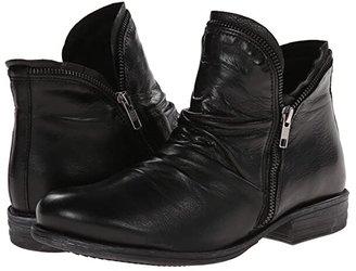 Miz Mooz Luna (Black) Women's Dress Boots