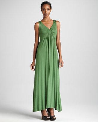 Melissa Masse Sleeveless Tank Maxi Dress