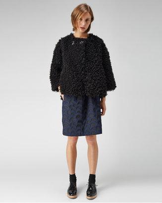 Tsumori Chisato kalgan fur jacket