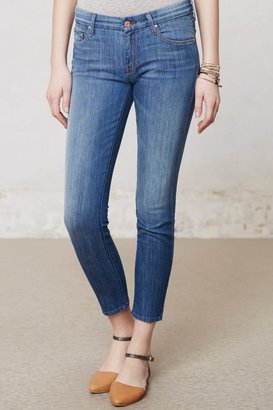 Anthropologie Mother Looker Ankle Jeans