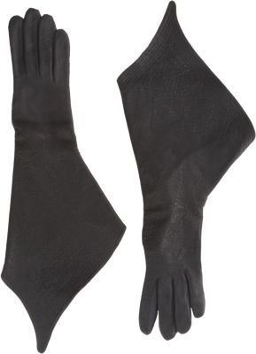 Haider Ackermann Asymmetrical Gauntlet Glove