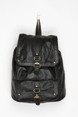 BDG Classic Leather Backpack