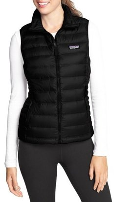 Women's Patagonia Down Vest $179 thestylecure.com